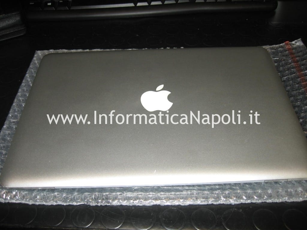 problema macbook air 13 A1237