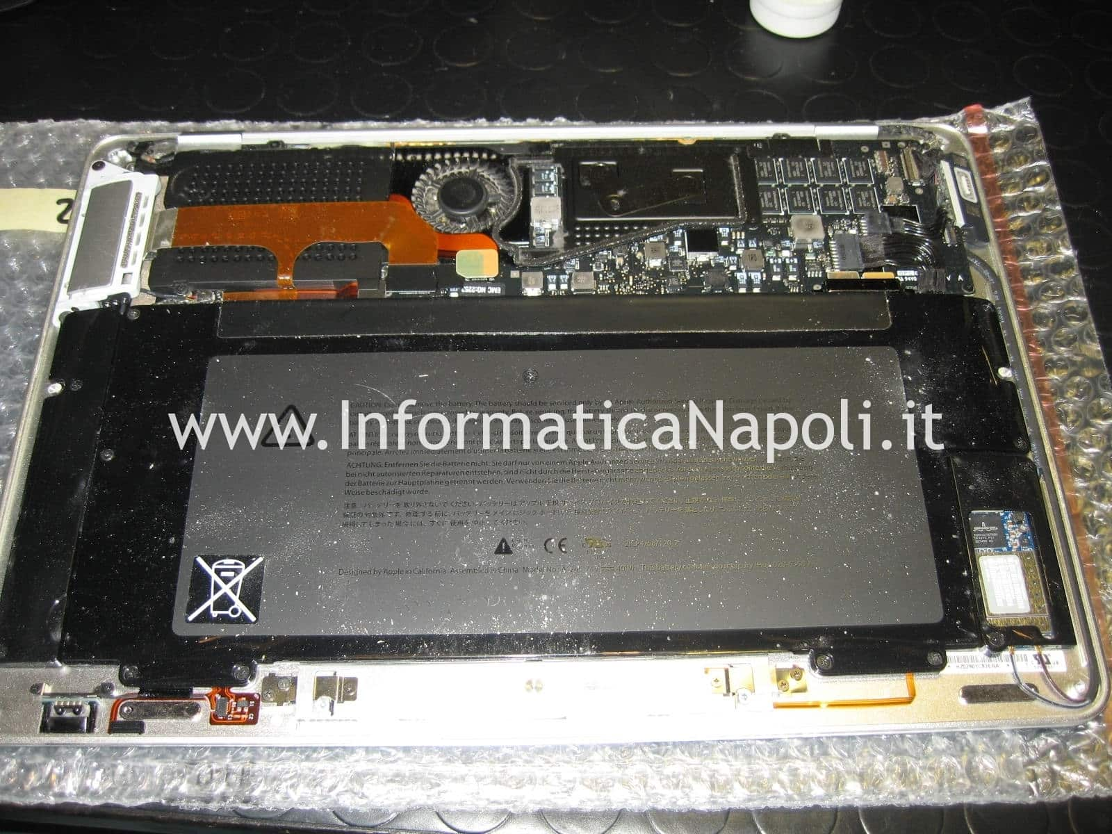 batteria MacBook air A1237 A1304 metà 2009