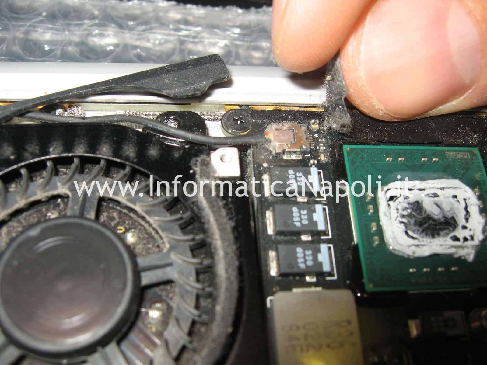 pasta termica macbook air 13 A1237