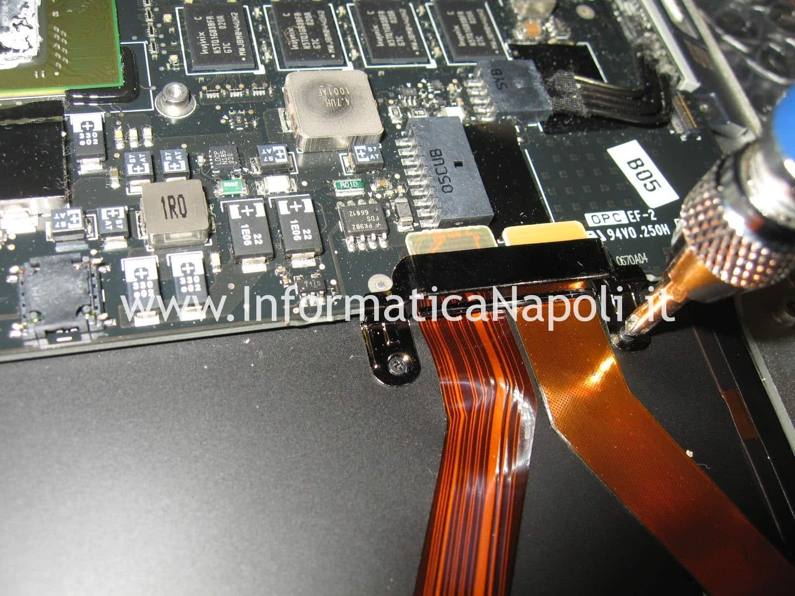 flat connettori mac book air 13 A1237