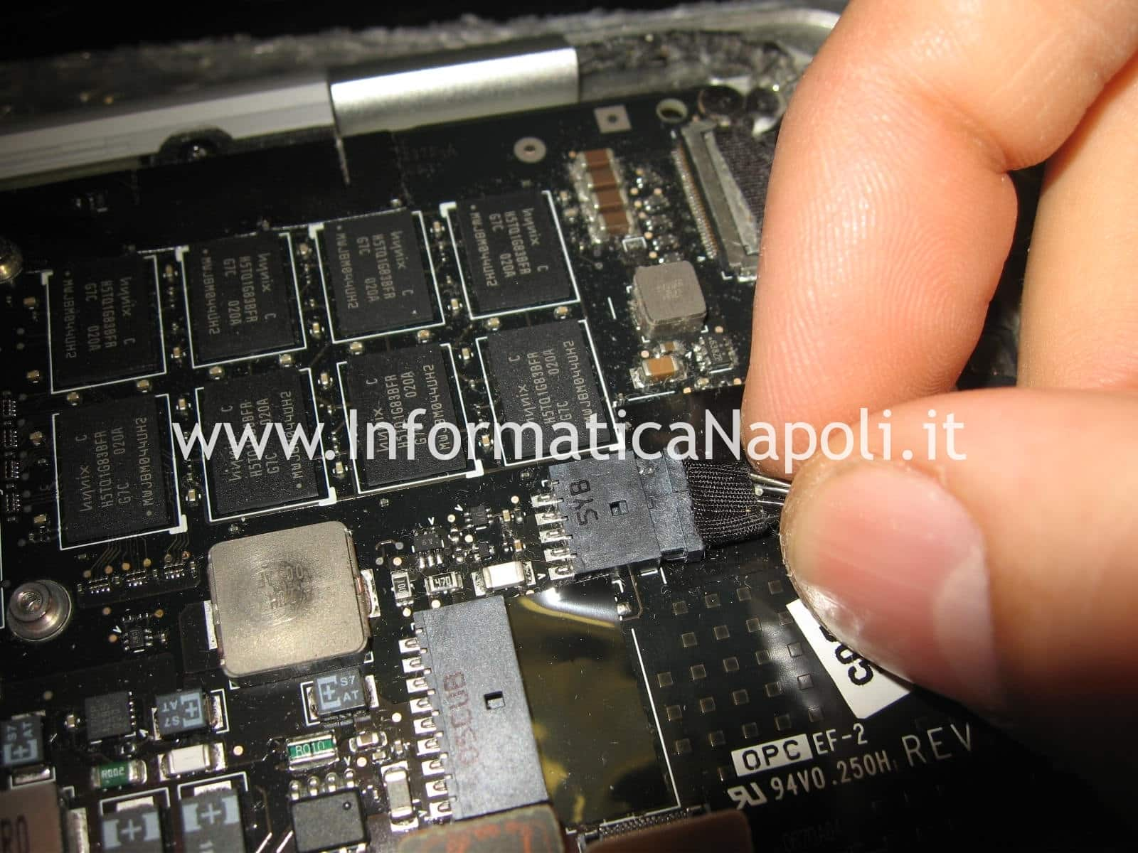 mac book air 13 A1237 GPU nVidia