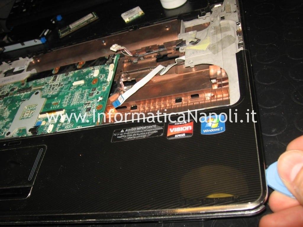 riparazione video HP Pavilion dv6 2025sl