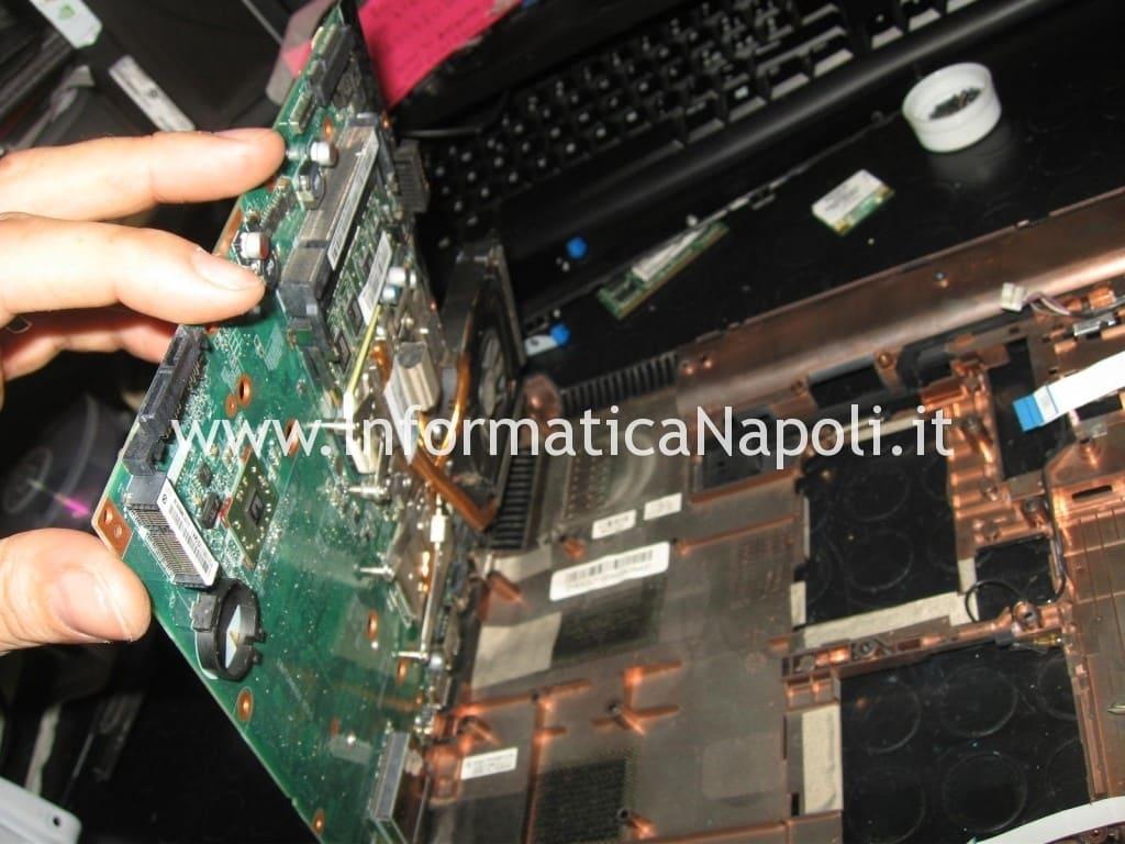 motherboard Pavilion dv6 2025sl