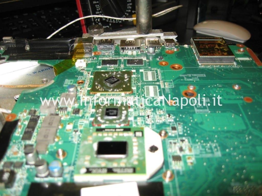 riparazione video ATI HP Pavilion dv6 2025sl