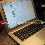 macbook air 13 a1304 funzionante