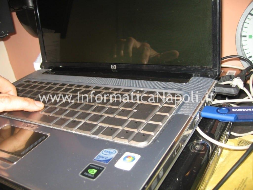 aggiornamento BIOS HP PAVILION DV5