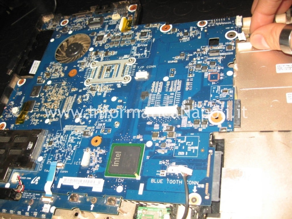 motherboard samsung NP R700