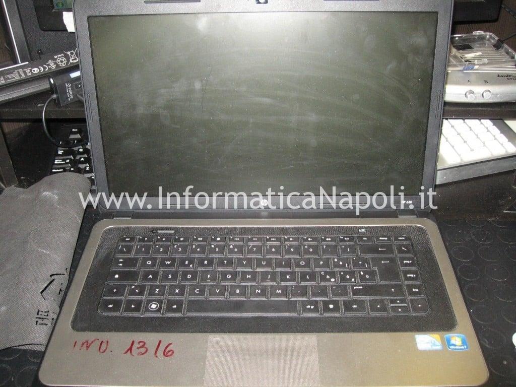 riparazione HP 630