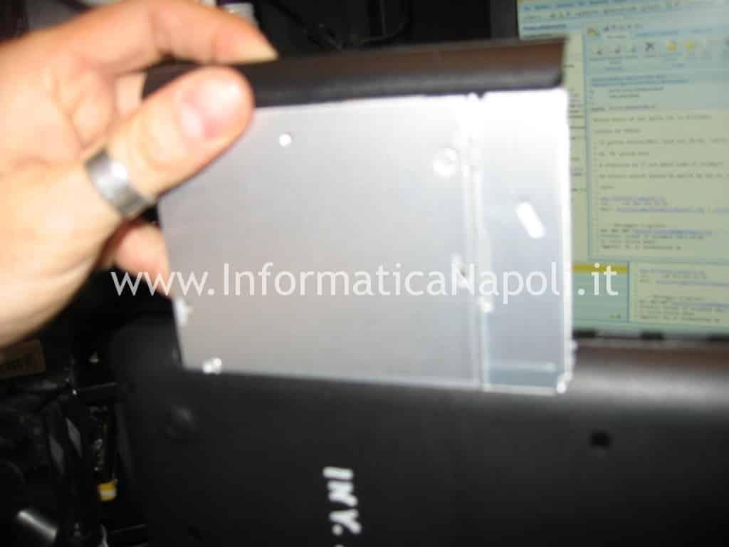masterizzatore DVD HP 630