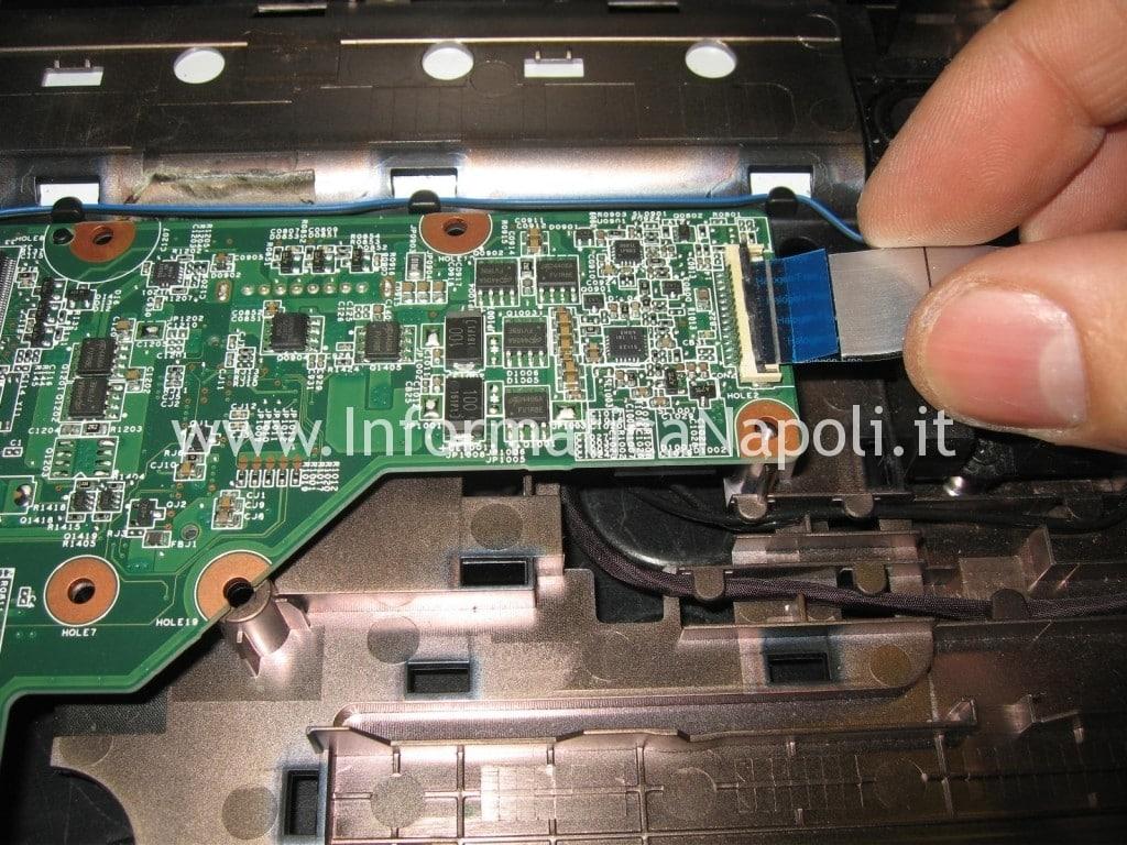 riparare scheda madre HP 630
