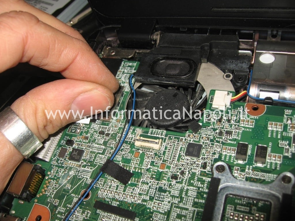 riparare video HP 630