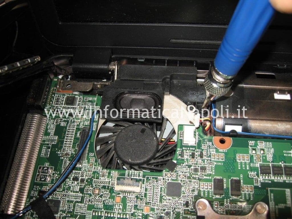 riparazione video HP 630