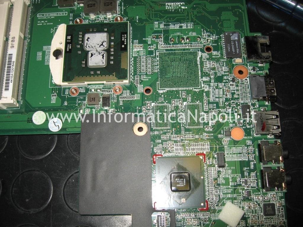 processore I3 GPU HP 630