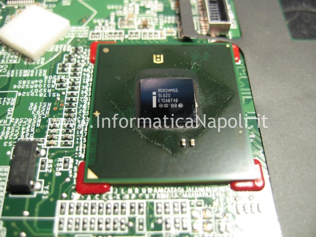 bd82hm55 GPU HP 630