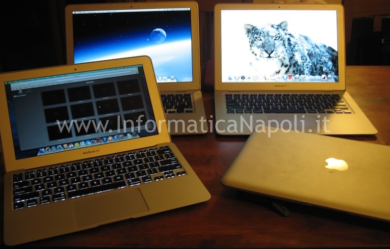 problemi video MacBook Air 13 11