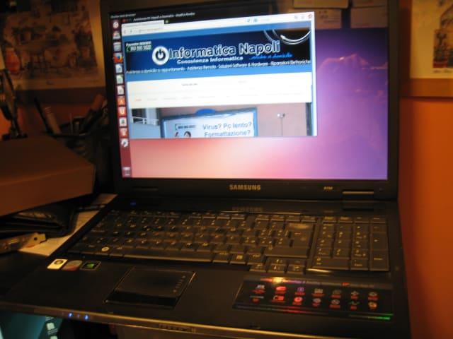 riparare video Samsung R700