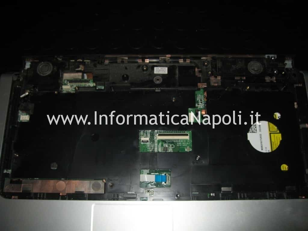 motherboard Dell Studio 1555