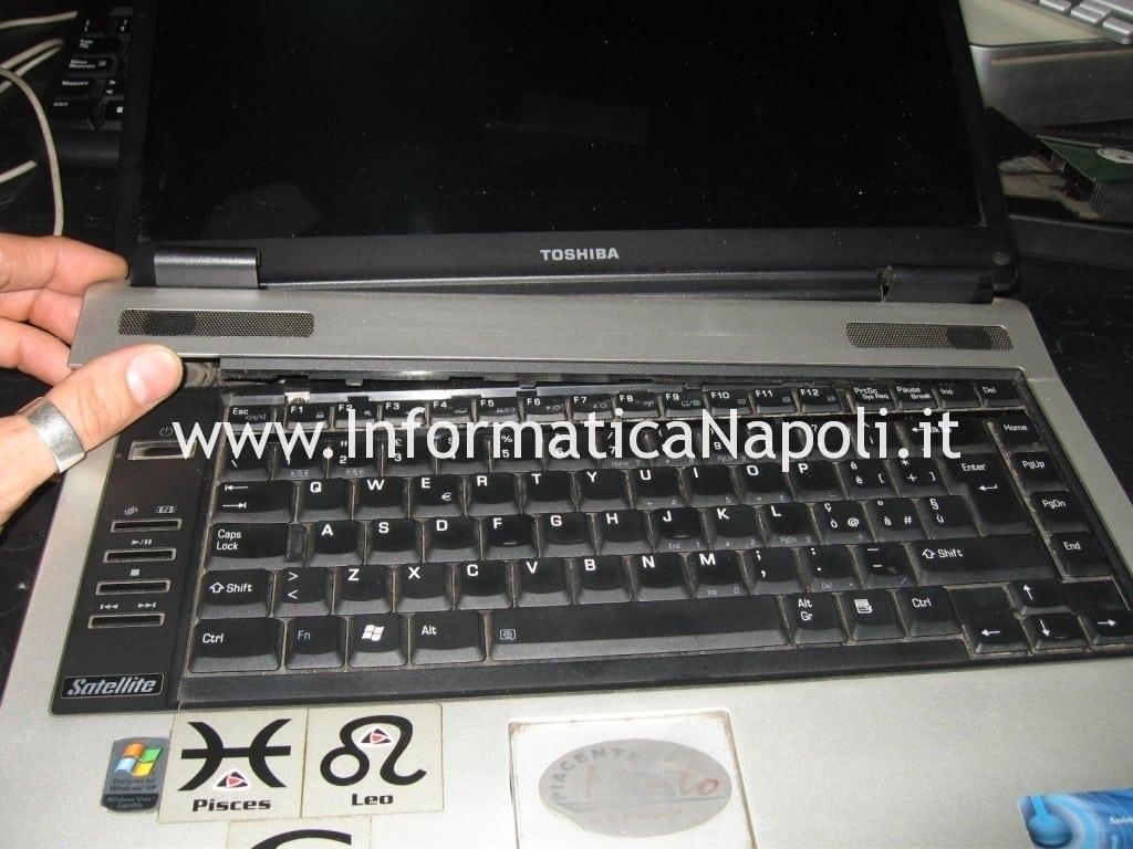 tastiera Toshiba Satellite A100 - 139 PSAA8E