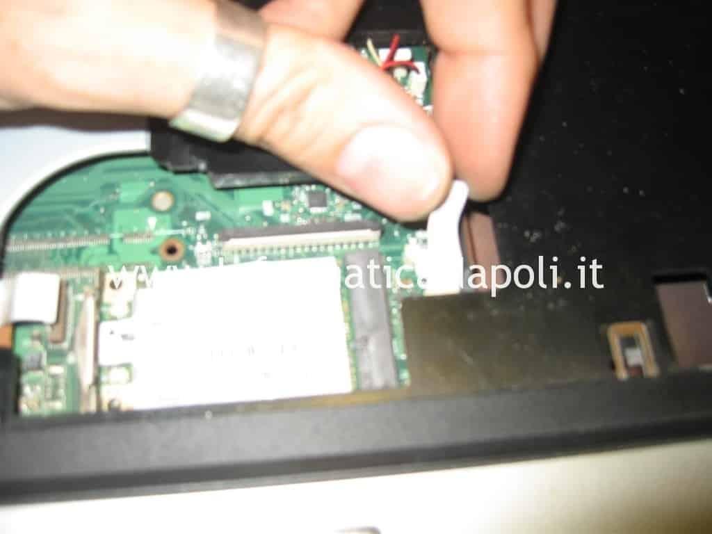 scheda madre Toshiba Satellite A100 - 139