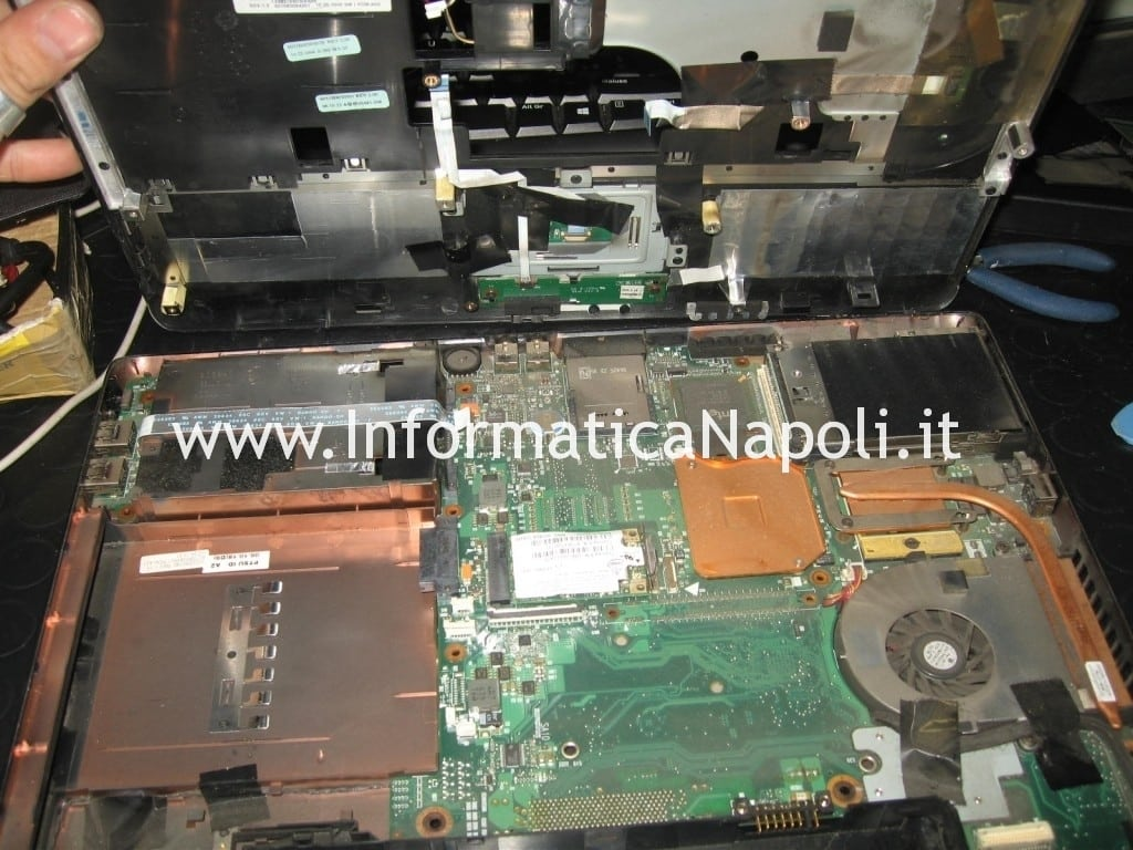 motherboard Toshiba Satellite A100 - 139
