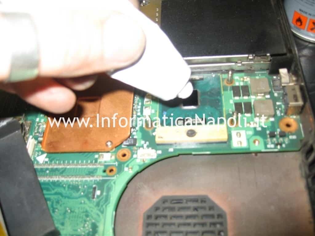 pasta termoconduttiva Toshiba Satellite A100 - 139