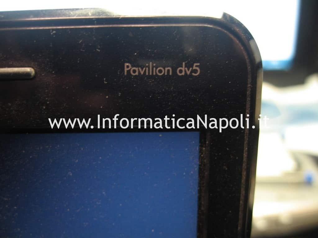 problemi nvidia HP Pavilion DV5 1110el