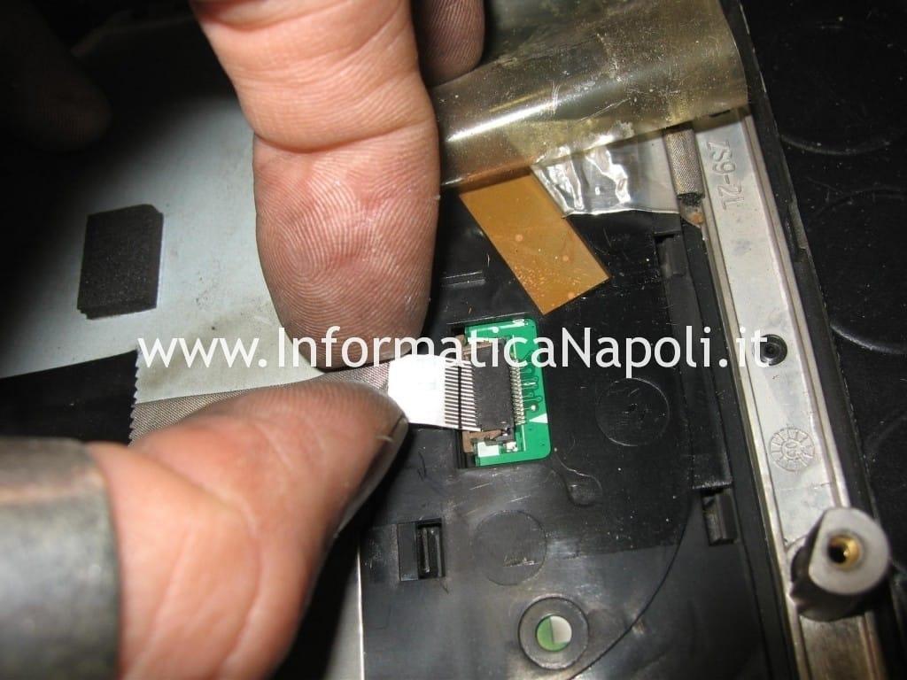 pulsante accensione Toshiba Satellite A100 - 139