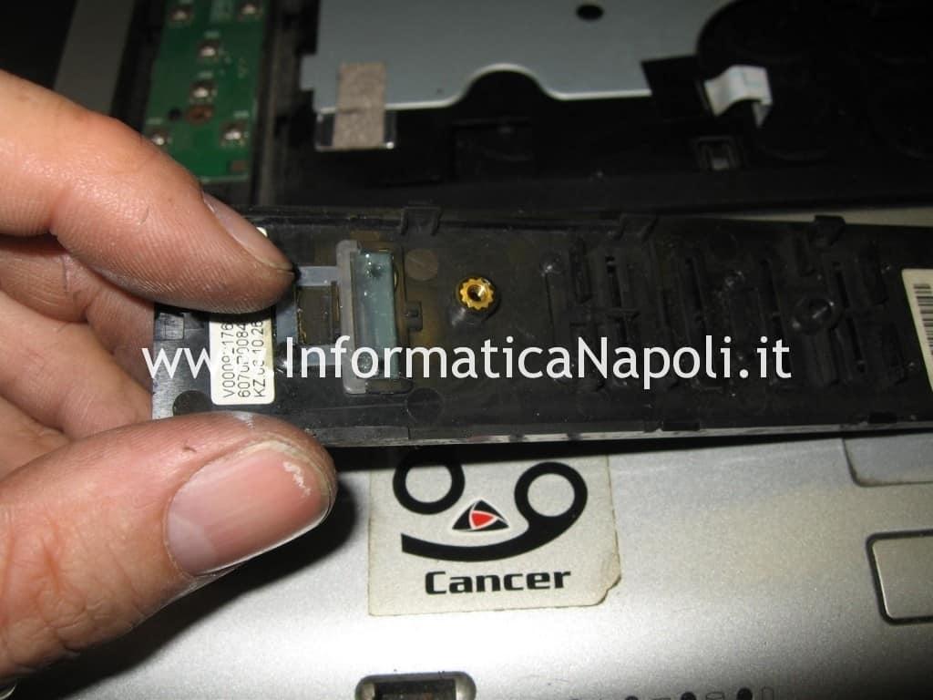 accendere Toshiba Satellite A100 - 139