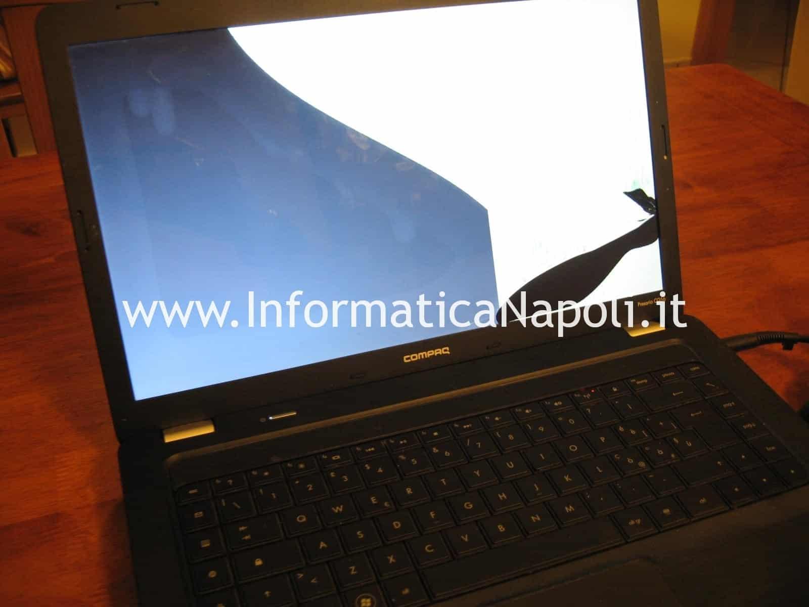 Display Compaq Presario CQ56