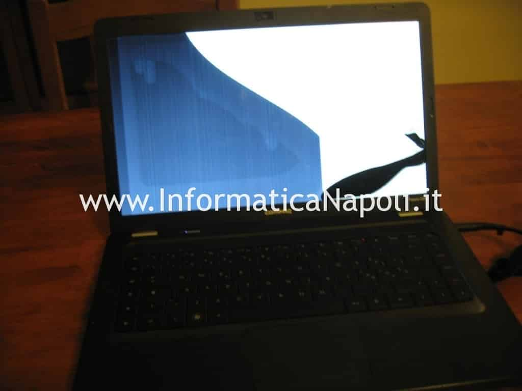 sostituire Display LED LCD Compaq Presario CQ56