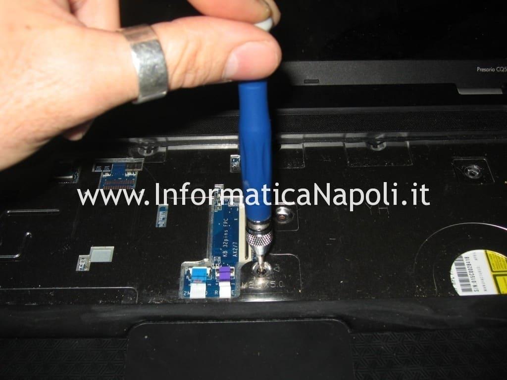 scheda video non funziona Compaq Presario CQ 56