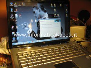 assistenza HP DV5 1110el napoli