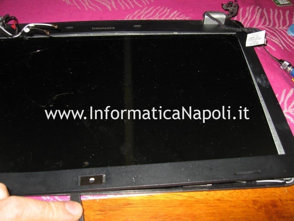 sostituzione schermo lcd Compaq Presario CQ56