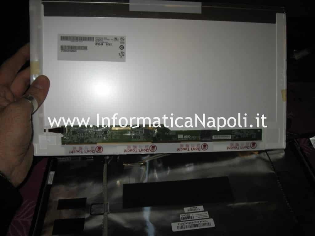 schermo lcd Compaq Presario CQ56 spaccato