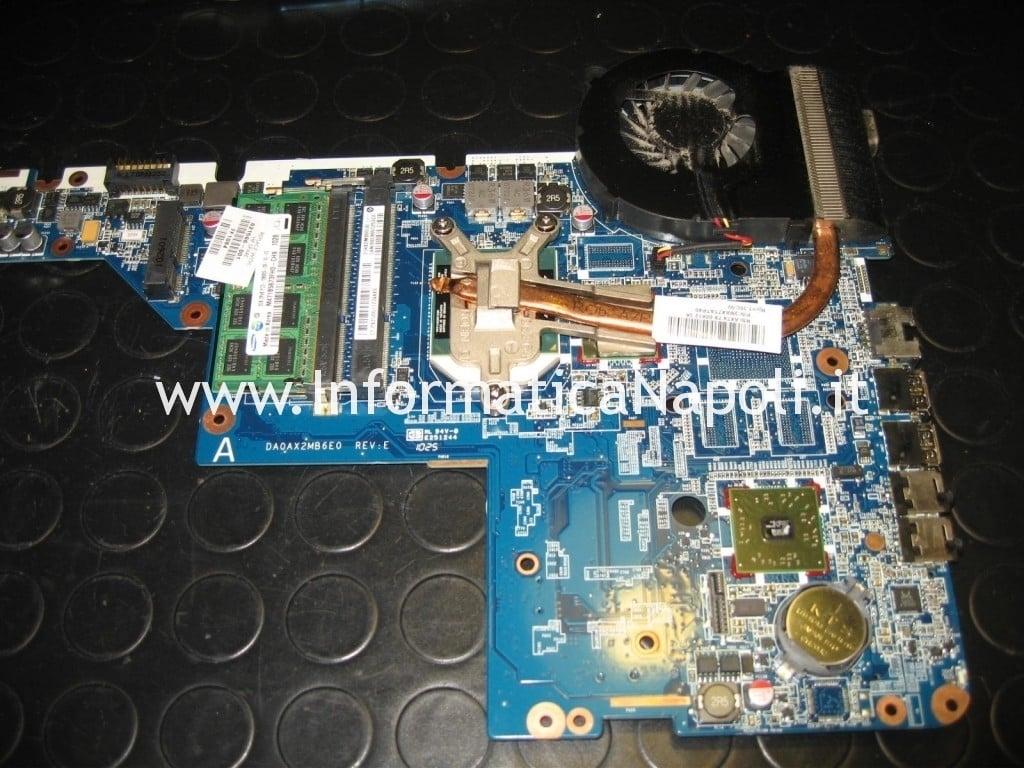 scheda madre Compaq Presario CQ56 non funzionante