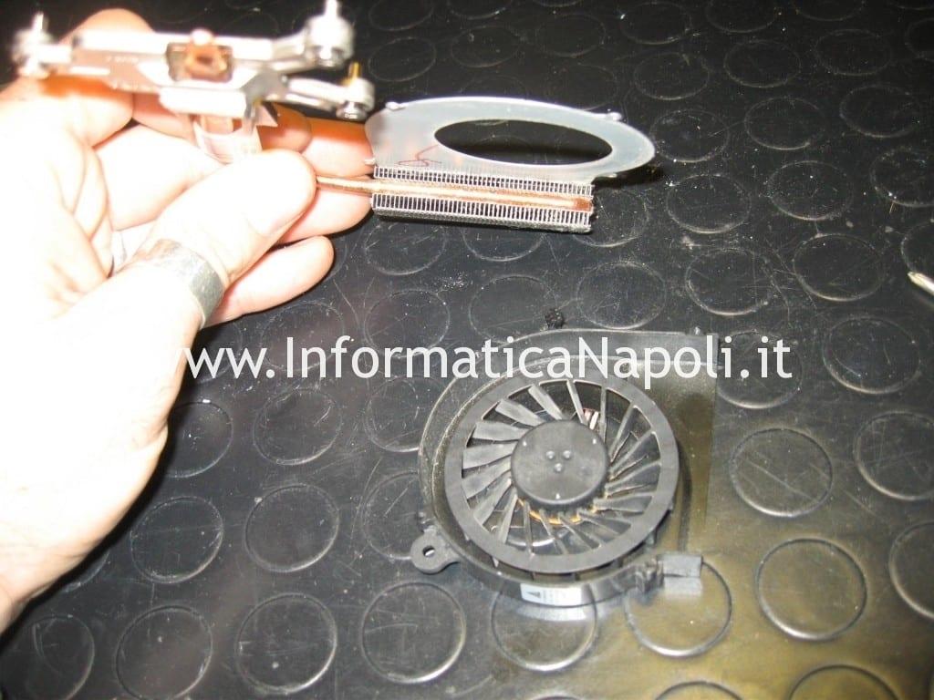 rework reballing ati Compaq Presario CQ56 CQ 56
