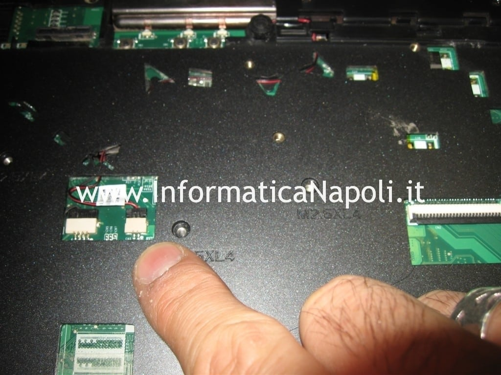 eMachine e728 motherboard