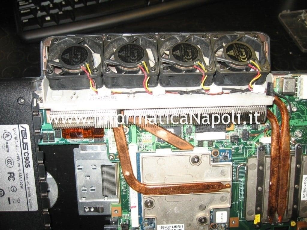reflow reball rework nvidia Asus C90s