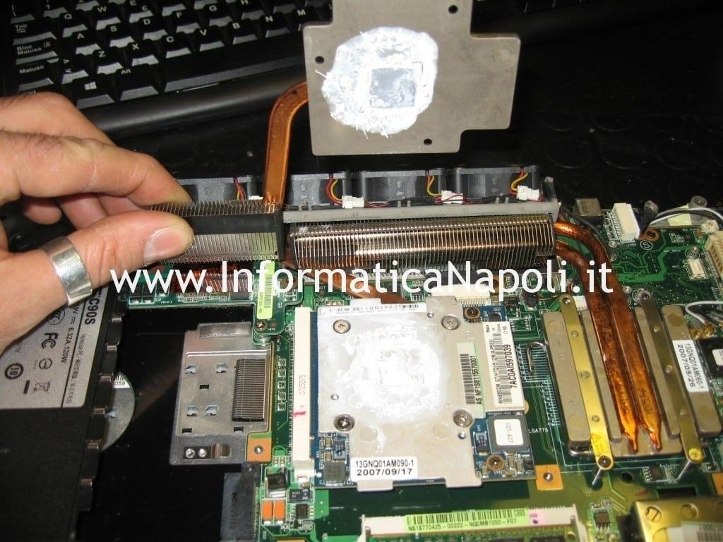 scheda video nvidia mxm Asus C90s