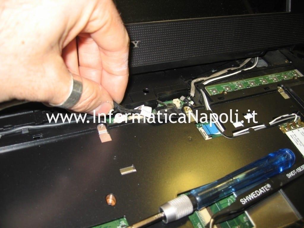problema VGN-AR78E PCG8121M