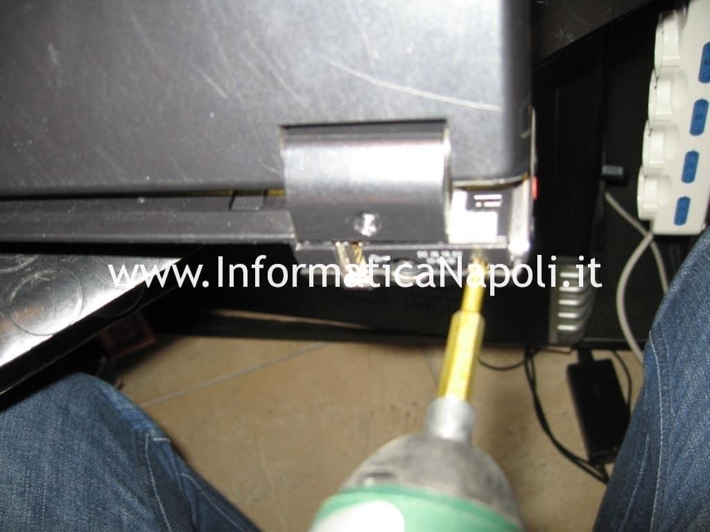 riparazione sony napoli vaio VGN-AR78E PCG8121M