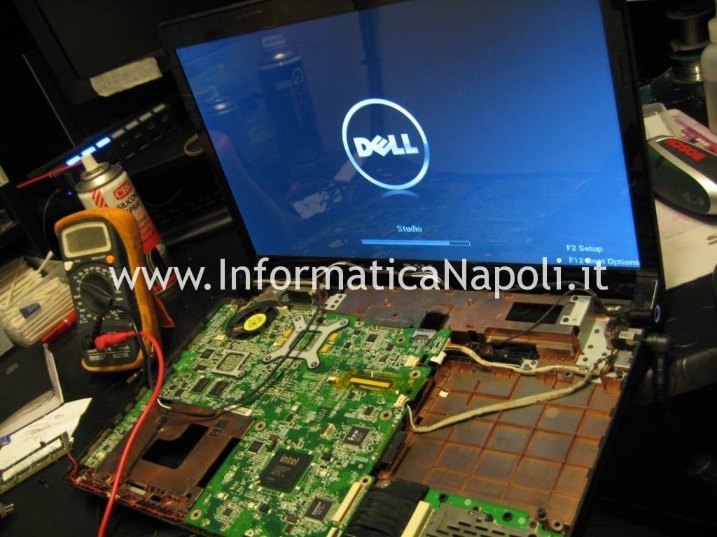 assistenza riparazione Dell Studio 1555
