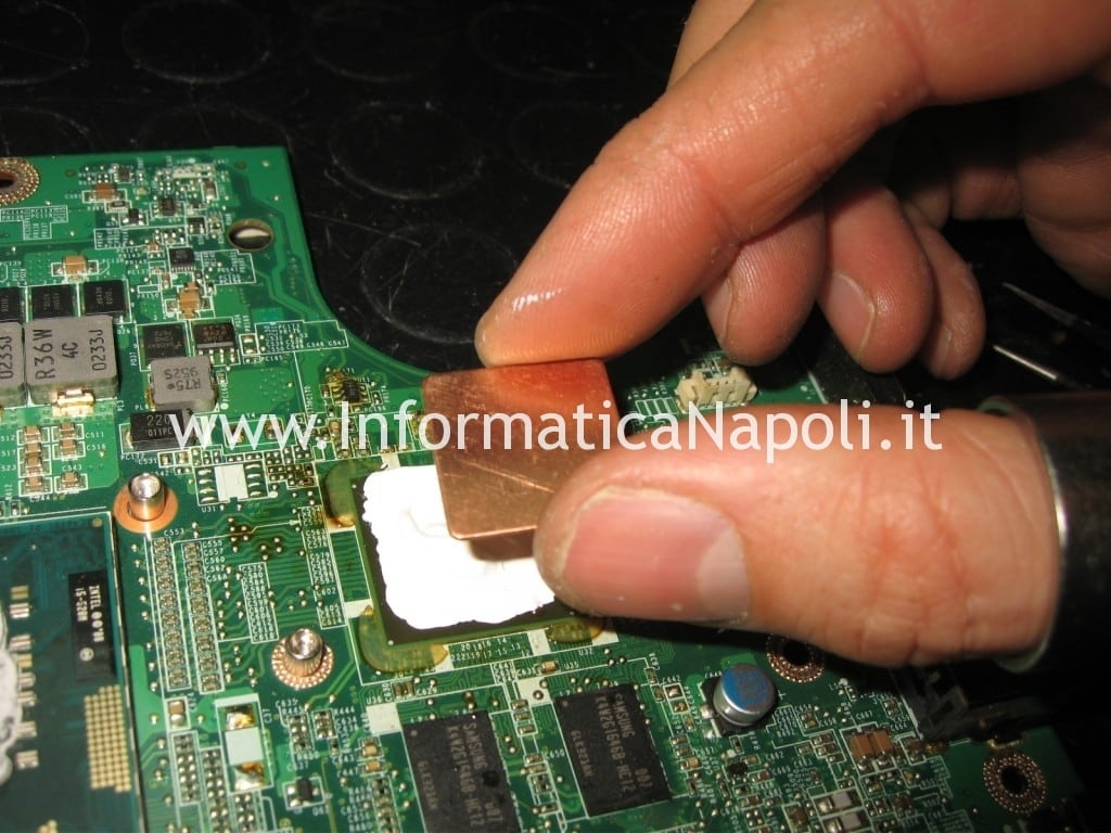 problema chip video ATI Dell Studio 1555 PP39L