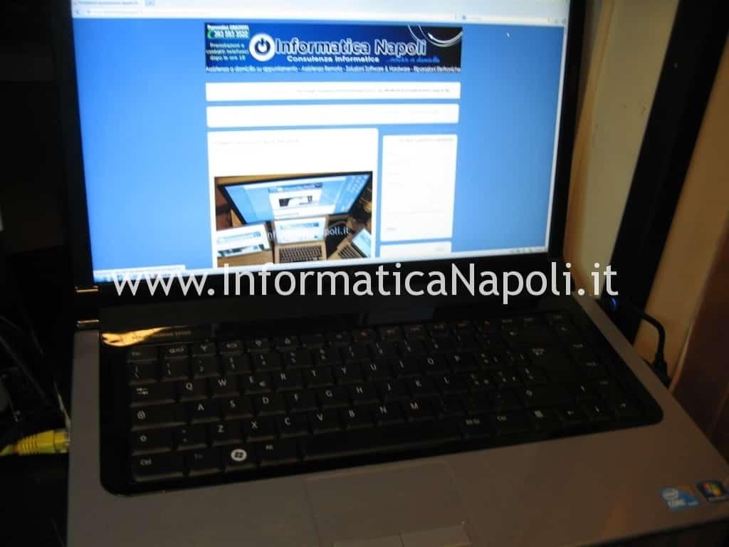 Dell Studio 1555 PP39L riparato funzionante