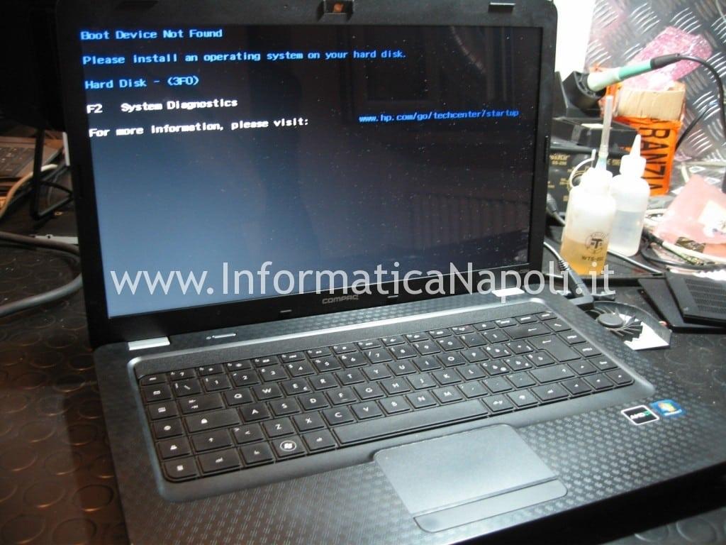 Assistenza riparazione compaq cq56 CQ 56