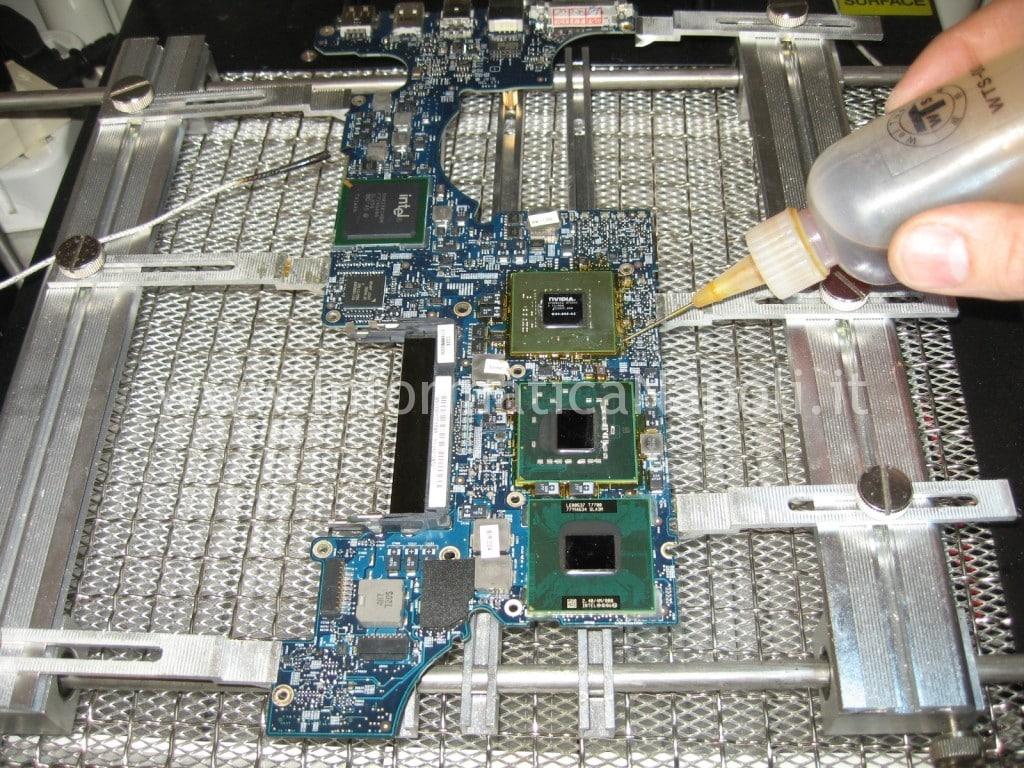 reball video apple macbookpro 15 ATI a1226