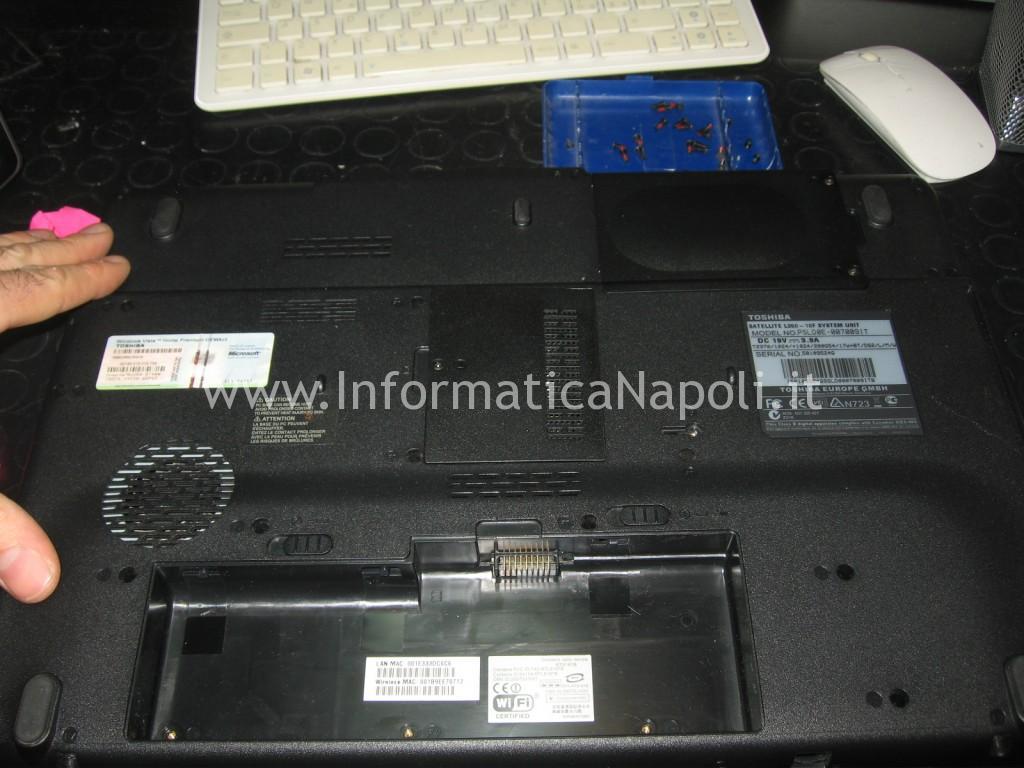 apertura Toshiba L350 - 10F PSLD0E