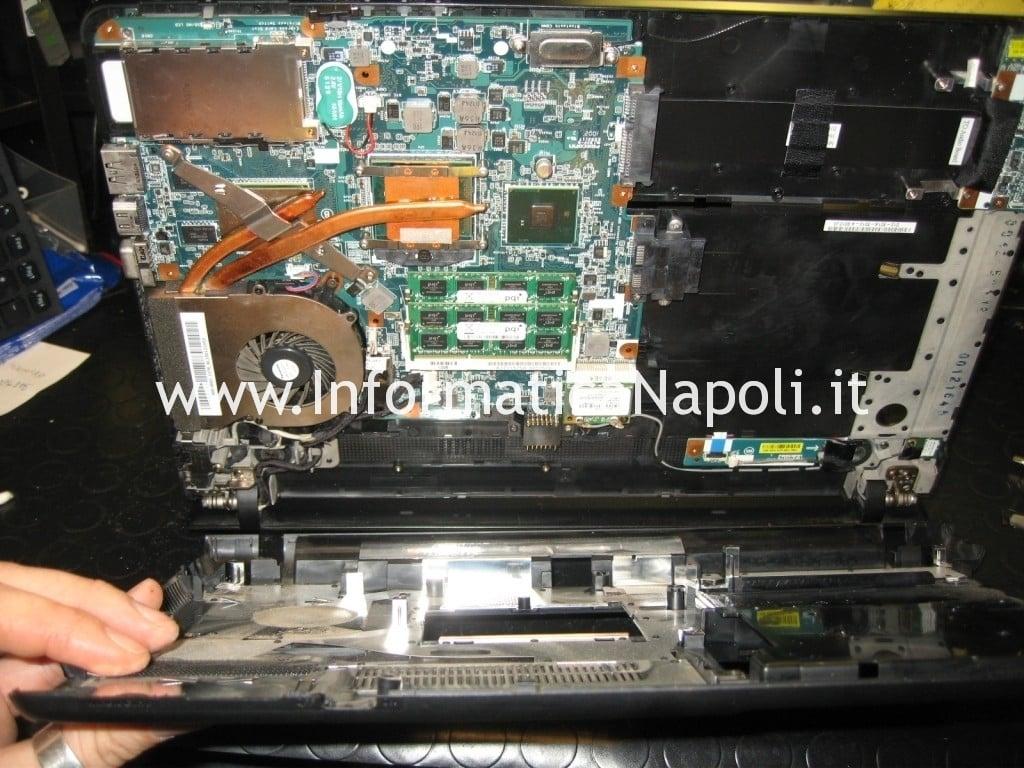 riparazione scheda madre VPCEB1S1E PCG-71211M