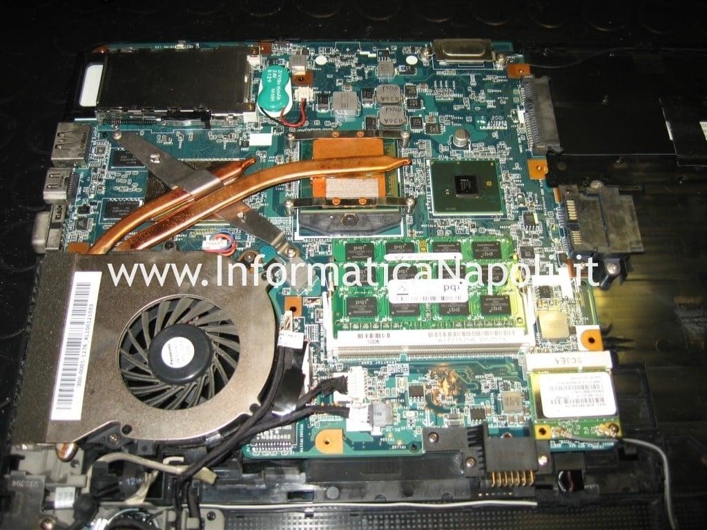 riparazione motherboard PCG-71211M VPCEB3Z1E