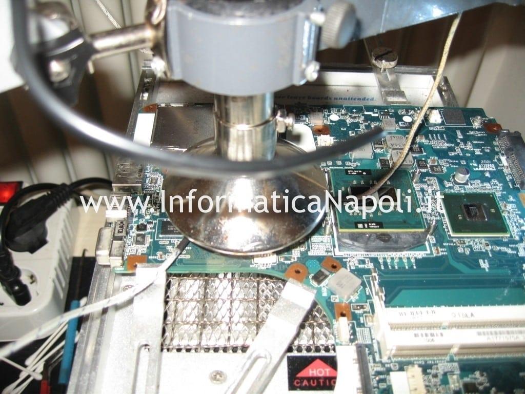 rework reballing VPCEB1S1E PCG-71211M